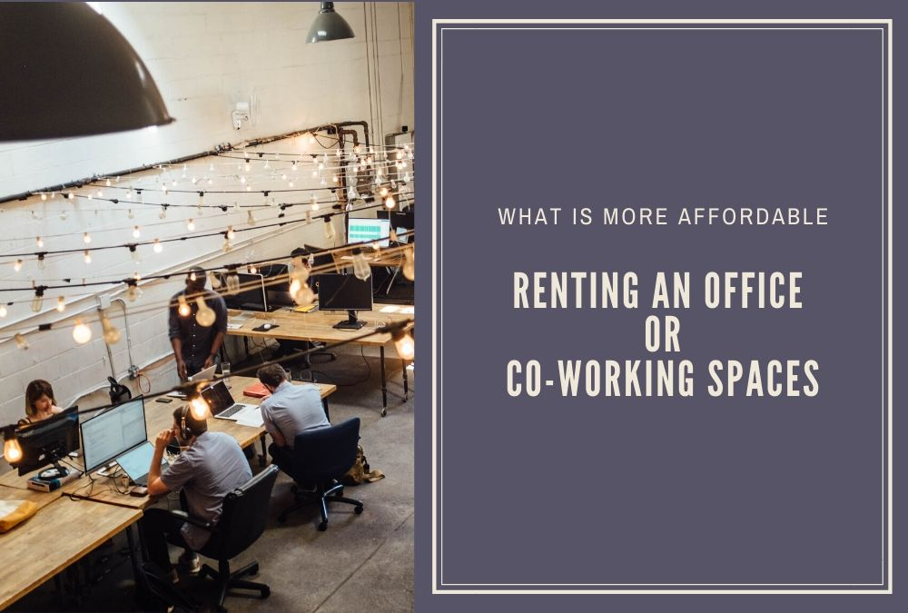 Coworking space vs traditional office