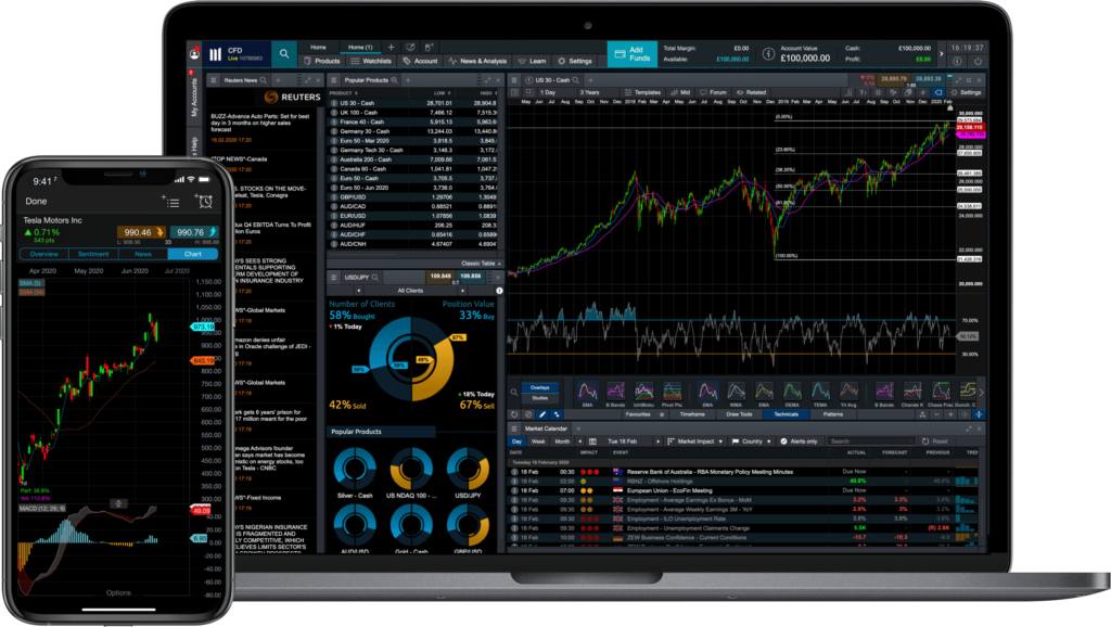 There Are Various High Tech Trading Platforms To Use