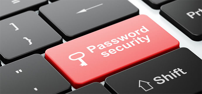 Use more secure Passwords