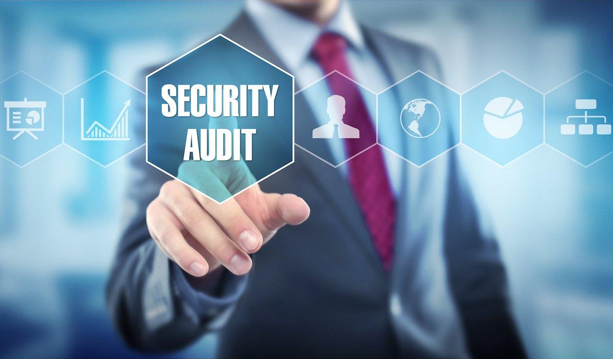Conducting regular site security audits