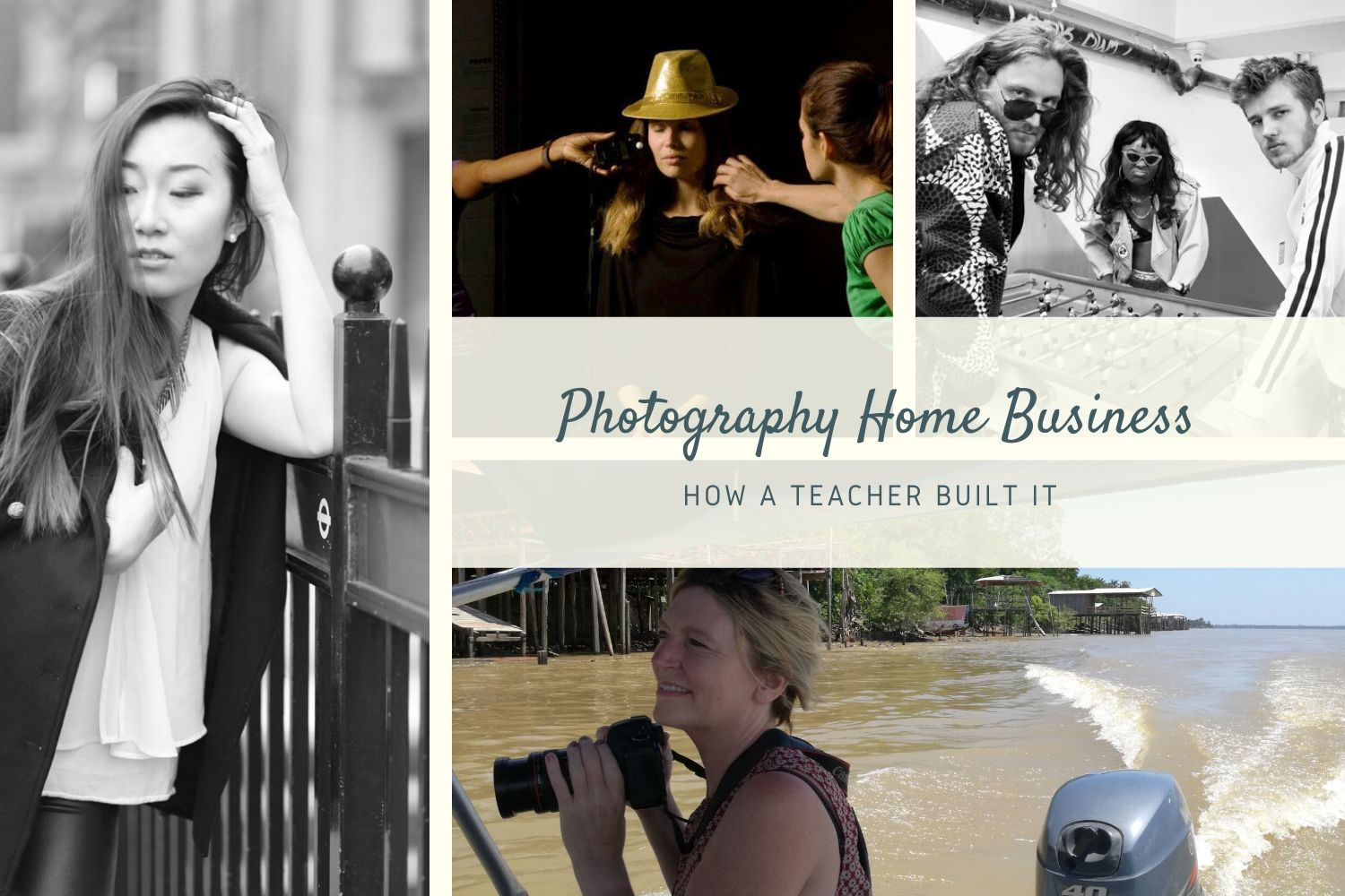 Photography Home Business - Petra Eujane