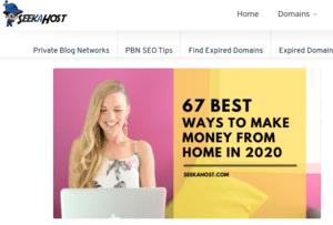 Ways To Make Money - Seekahost