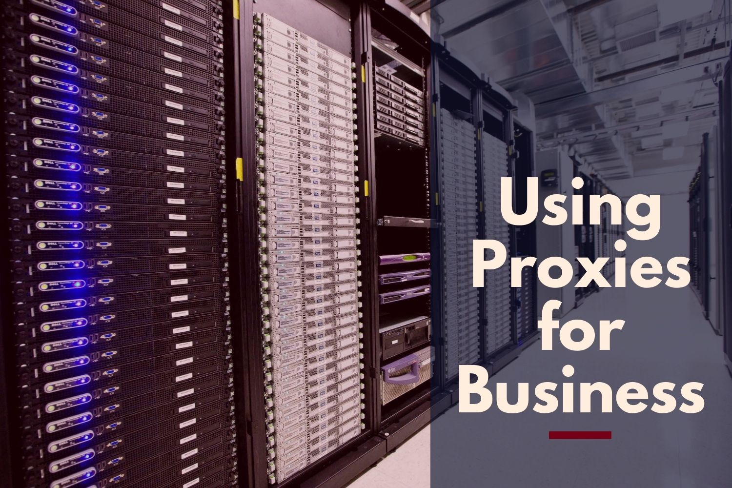 Using Proxies for Business