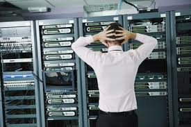 server crashes
