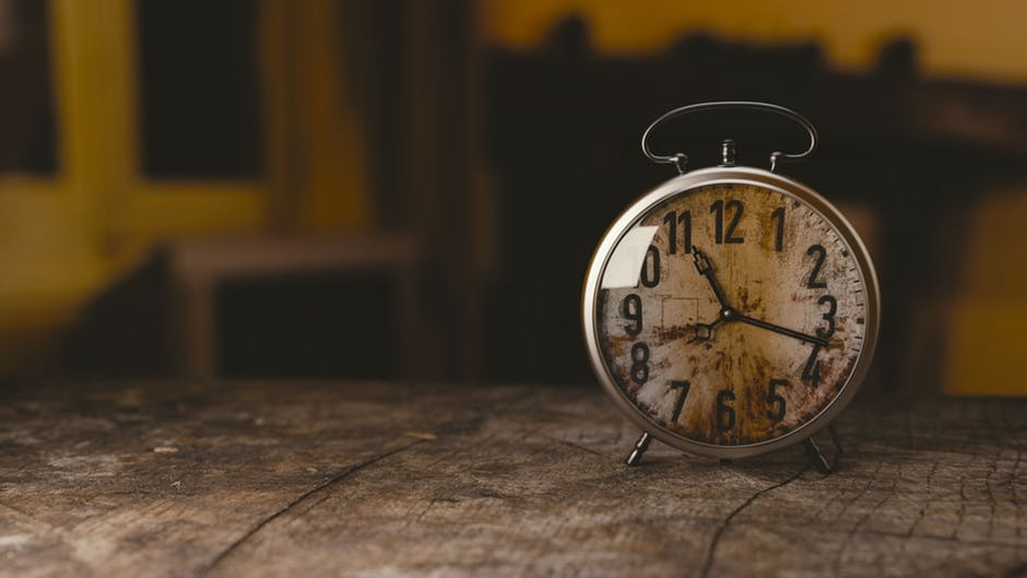 How time changes the marketing world