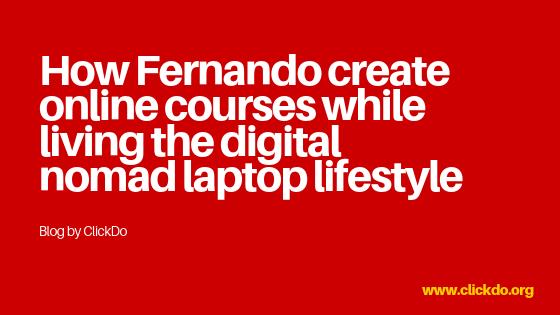 How-Fernando-Raymond-create-online