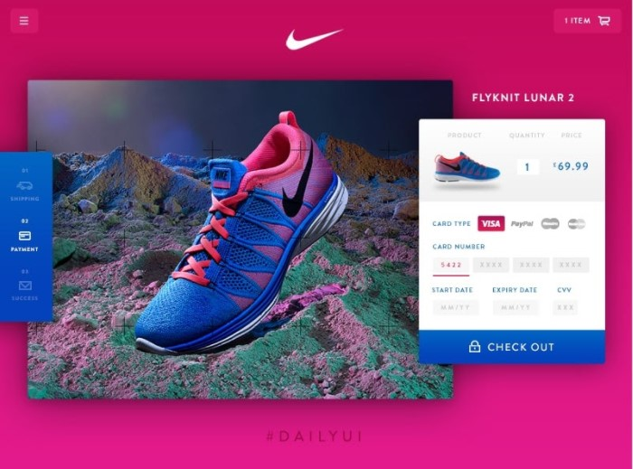 eCommerce Business site