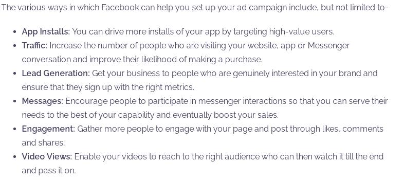 Leverage Facebook for business profit