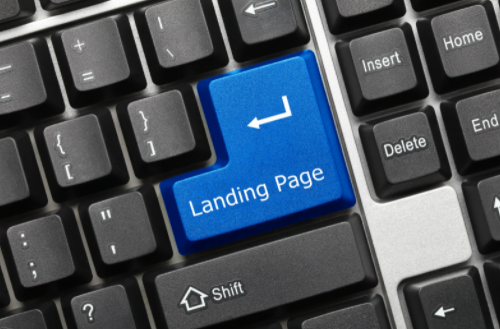 How to design a landing page