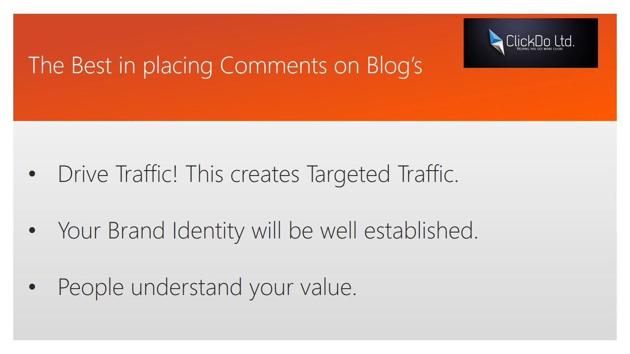 Blog Commenting for SEO in 2016 - Slide (11)