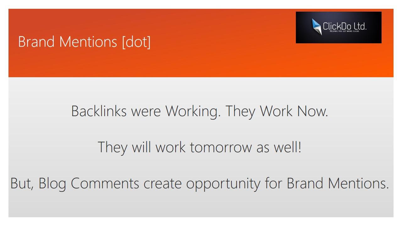 Blog Commenting for SEO in 2016 - Slide (13)