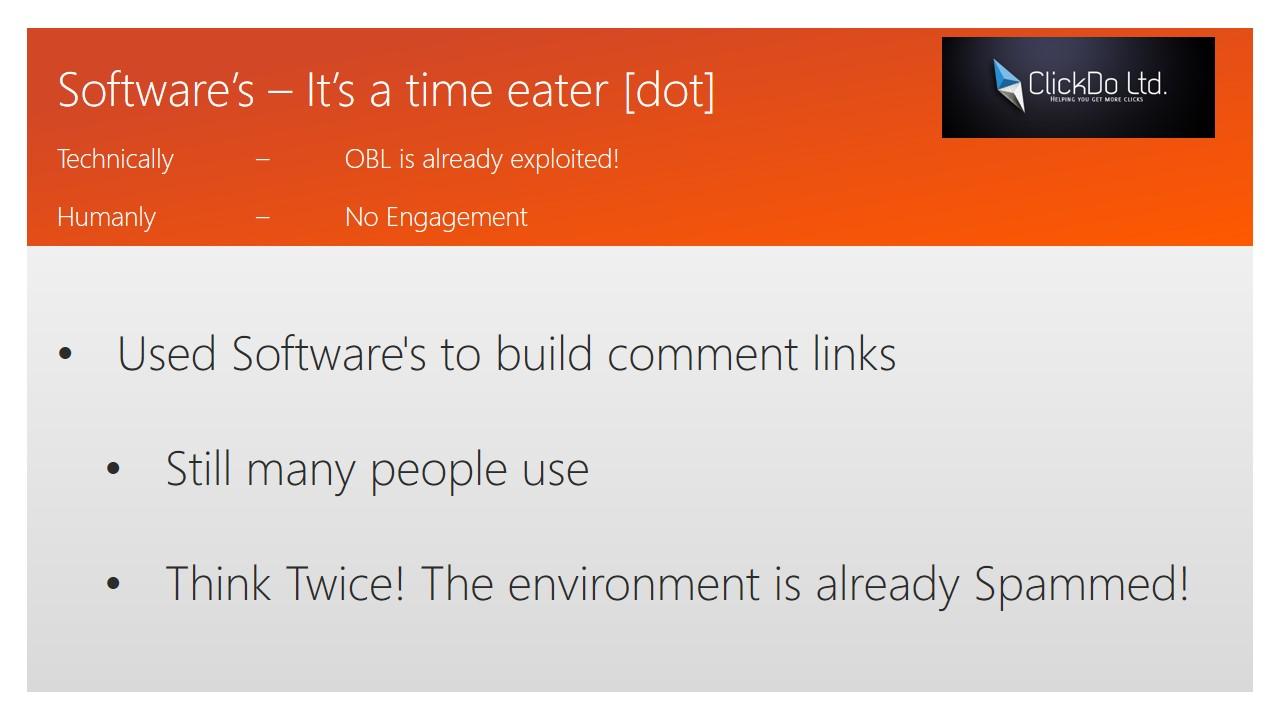 Blog Commenting for SEO in 2016 - Slide (6)