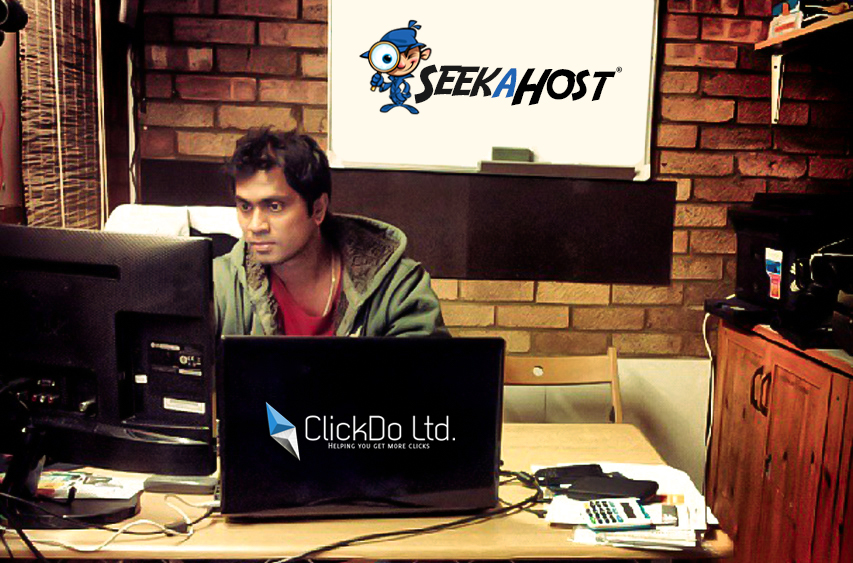 Fernando-working-on-SeekaHost
