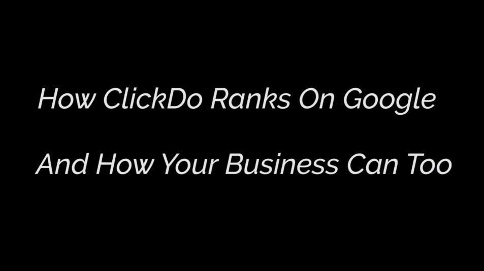 ranking-on-google