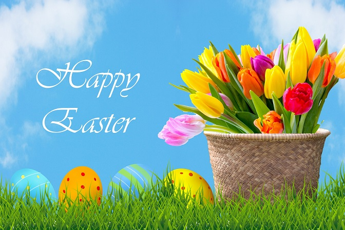 happy Easter from ClickDo