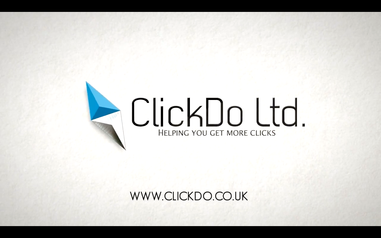 ClickDo Video Animation - Logo