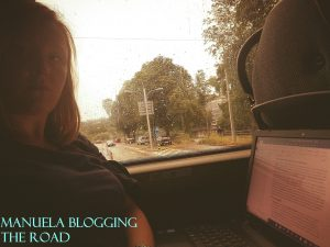Blogging-on-the-road