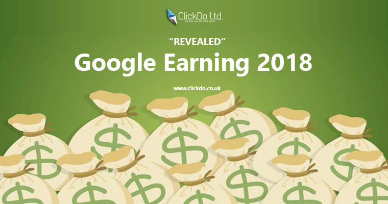 Google Earning 2018