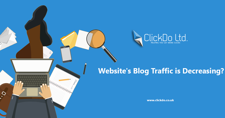 Website Blog Traffic Decrease
