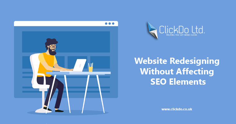 Website Redesigning Without Affecting SEO
