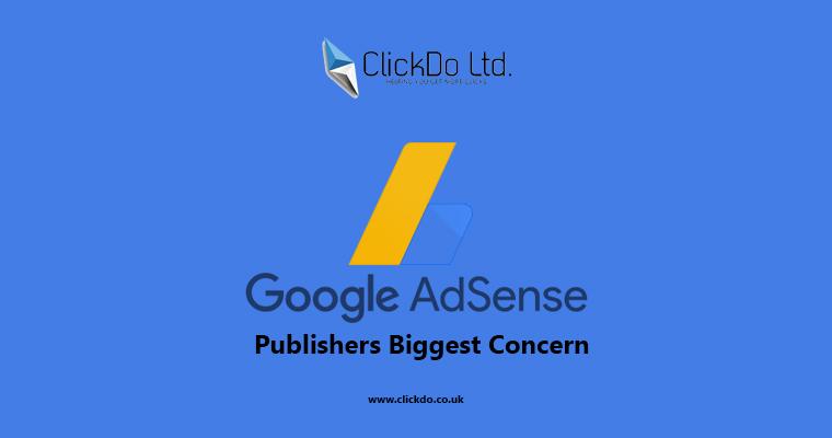 AdSense Publishers Concern