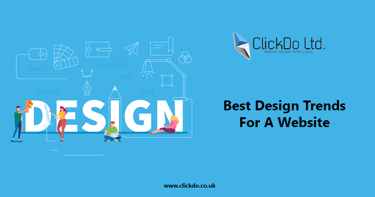 Best Design Trends For A Website