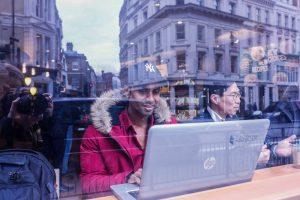 Fernando-doing-remote-work-in-London