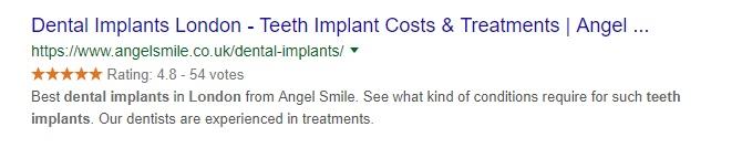 dental-implants-london-seo