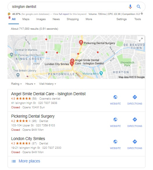 ranking-on-google-map-pack