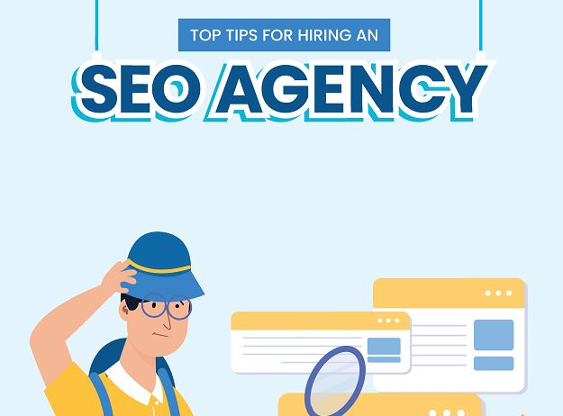 top tips for hiring an seo agency guide