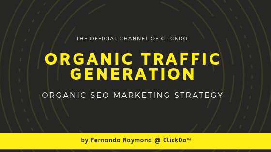Organic-SEO-Traffic-generation