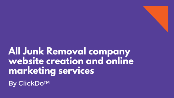 Junk-Removal-company-website-creation