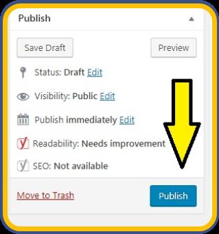 publish-the-post-in-wordpress