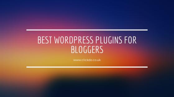 Plugin WordPress Terbaik untuk Blogger