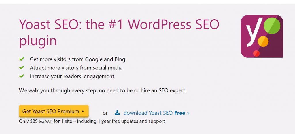 Plugin seo wordpress