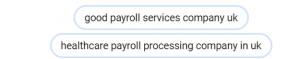 Payroll Services Google Ads – Case Study