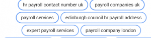 Payroll Services Google Ads