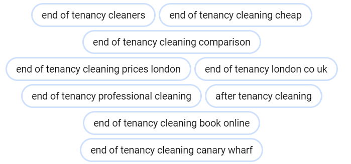 google adwords for cleaning company