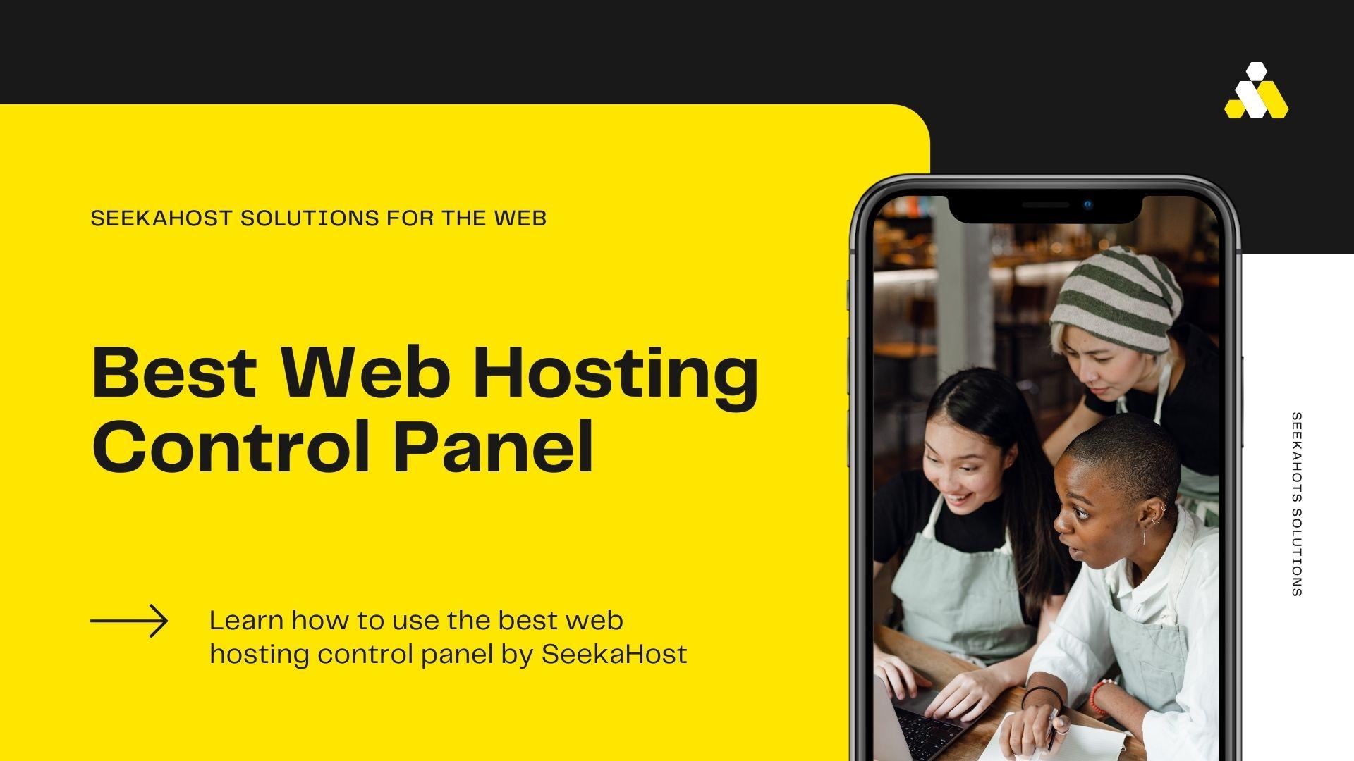 Web-Hosting-Control-Panel