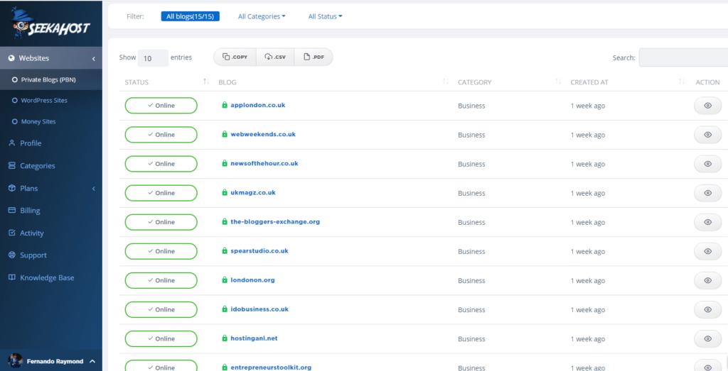 best-blog-hosting-control-panel