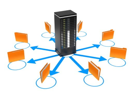 Types of web hosting service