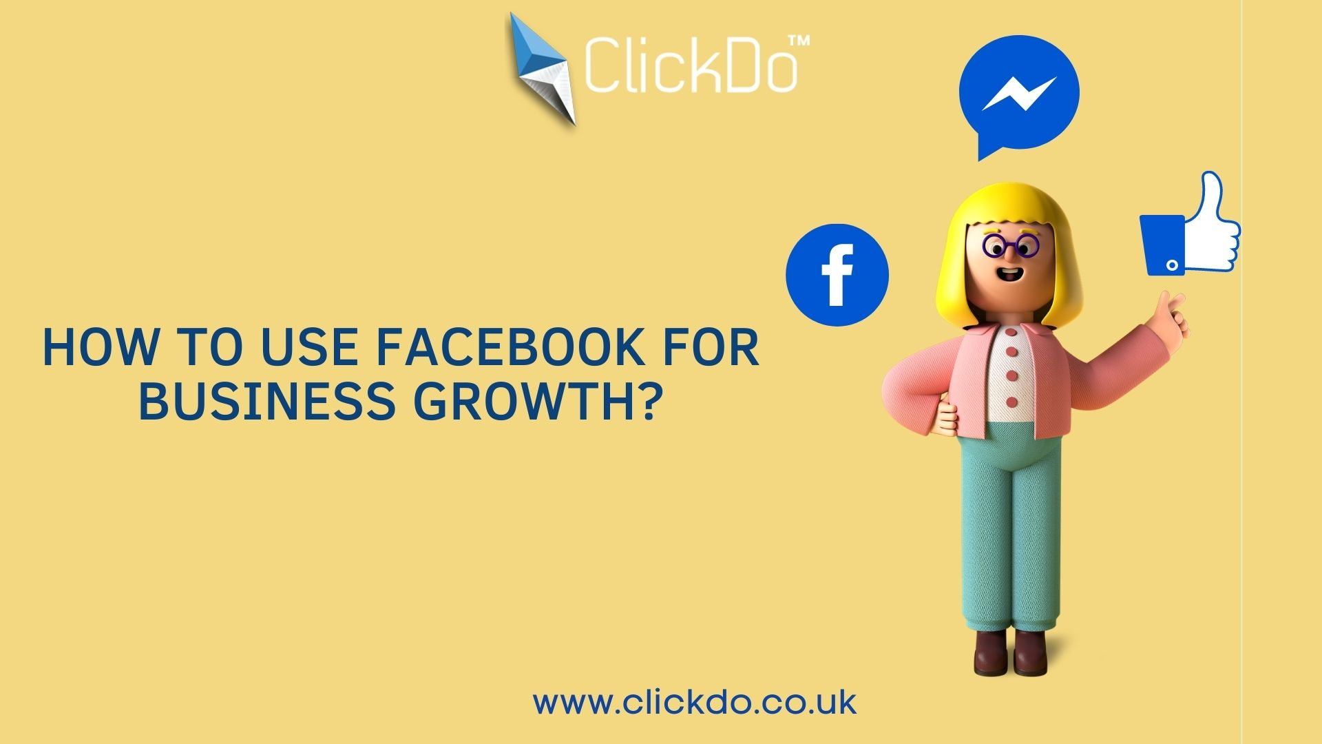How to Use Facebook For Business Growth
