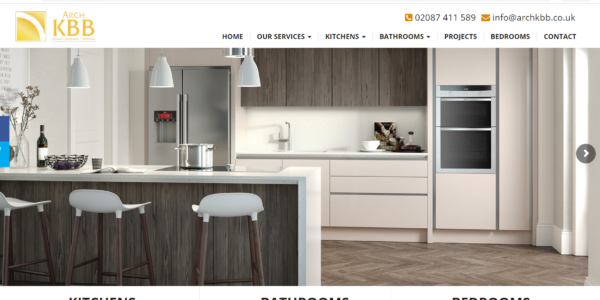 google ads for furniture company