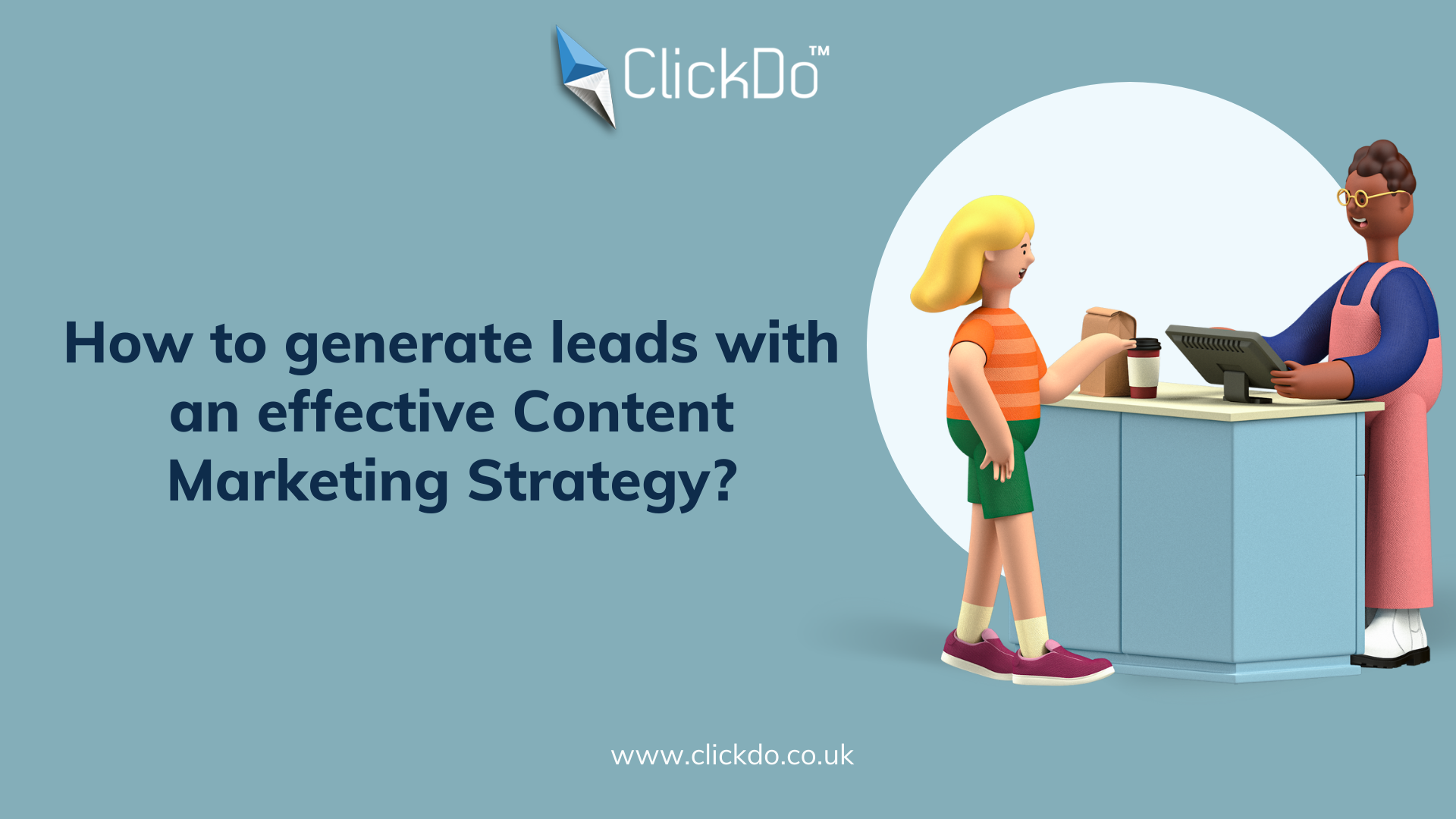 How to generate leads with an effective Content Marketing Strategy