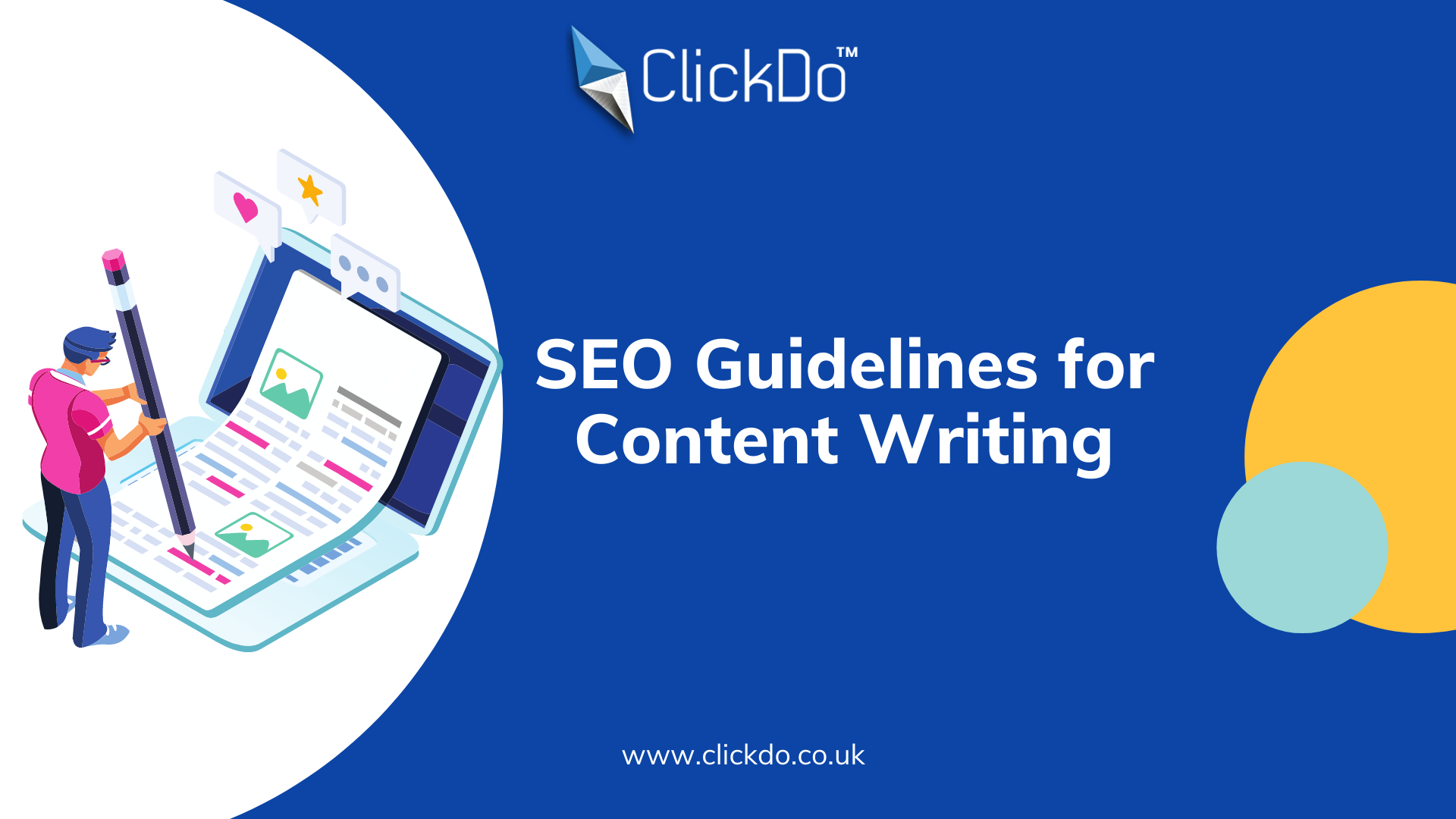SEO Guidelines for Content Writing
