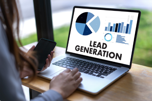 develop a lead-generating content strategy