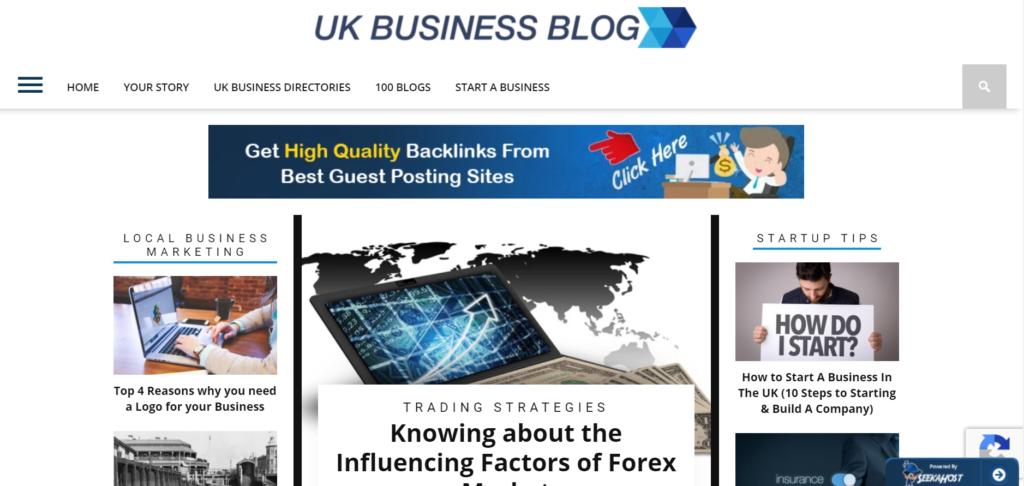 make money from uk business blog