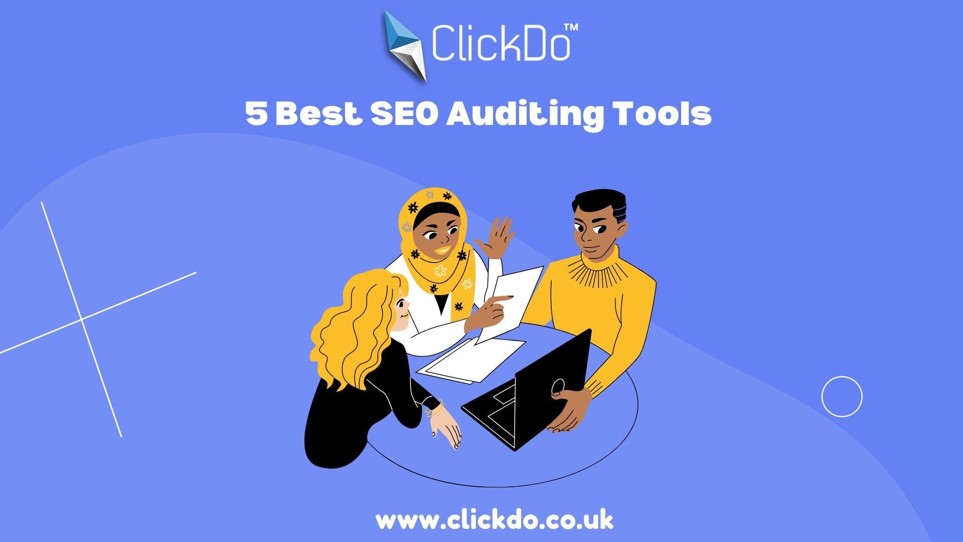 5 Best SEO Auditing Tools