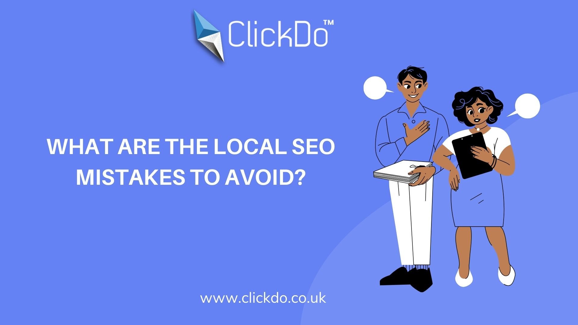 What are the Local SEO Mistakes to avoid