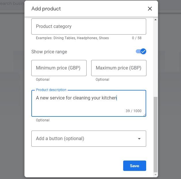 Give product description